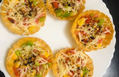 Step by step instructions to form Pizza Bread Basket utilizing Veeba