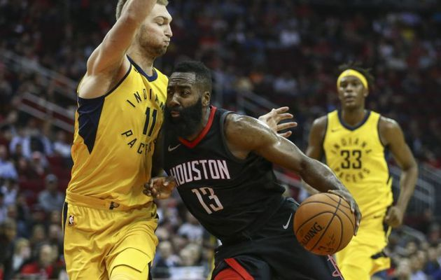 Les Rockets font craquer les Pacers