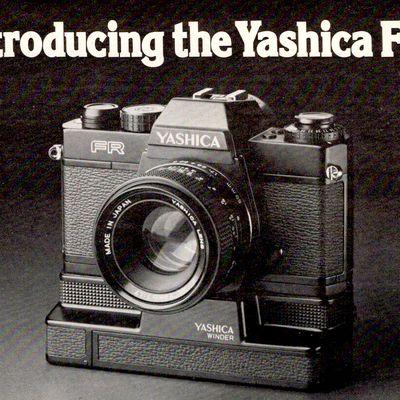 Yashica, la série FR