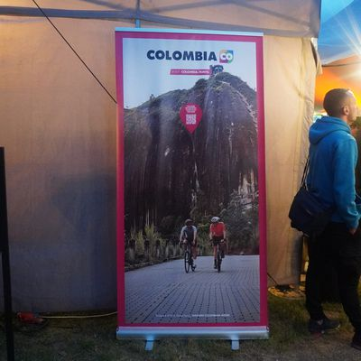 LEUVEN: Colombian Bike Night or a discover of cyclotourism in the country
