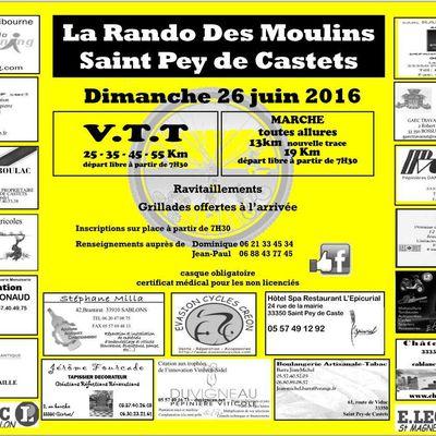 La Rando Des Moulins 2016
