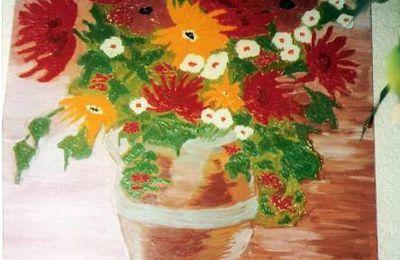 Envie de partager mes peintures...