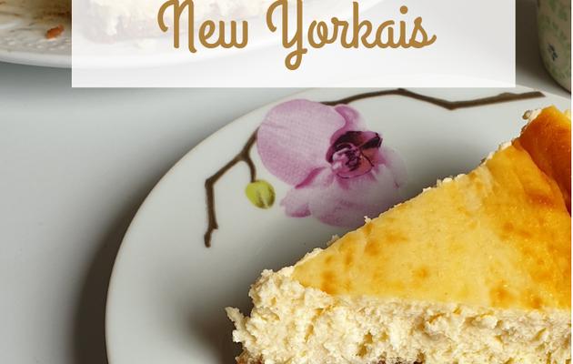 Cheese Cake New Yorkais à ma façon