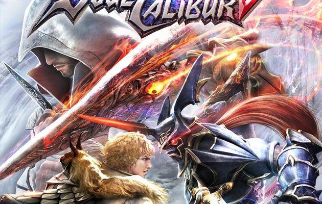 TEST de SOUL CALIBUR V (sur Playstation 3)