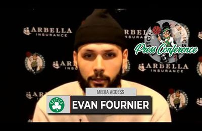 ( EN) Emission 3 mai 2021 - You Tube - Evan Fournier Feels Like He Has a Concussion from COVID