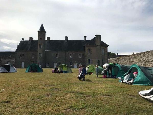 """Mini camp Imbranville """"voyage dans le temps"""" et """"Mon 1er mini camp"""""""