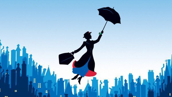 Mary Poppins Returns, La nurse qui chante reprend son parapluie !