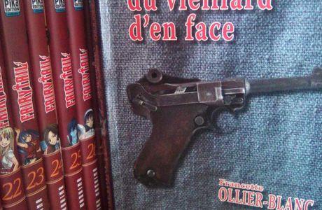 AvisPolar : Le Crime du Vieillard d'en Face de Francette OLLIER-BLANC (Ed. du Bord du Lot)