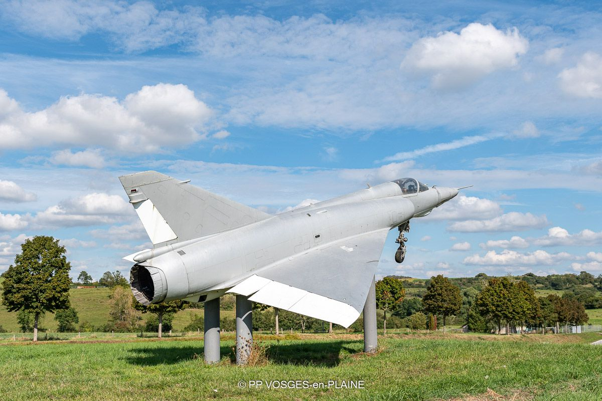 Le Mirage III RD de BAUDRICOURT