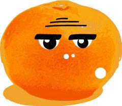 """""""Noël """" peut venir les oranges sont mures"""