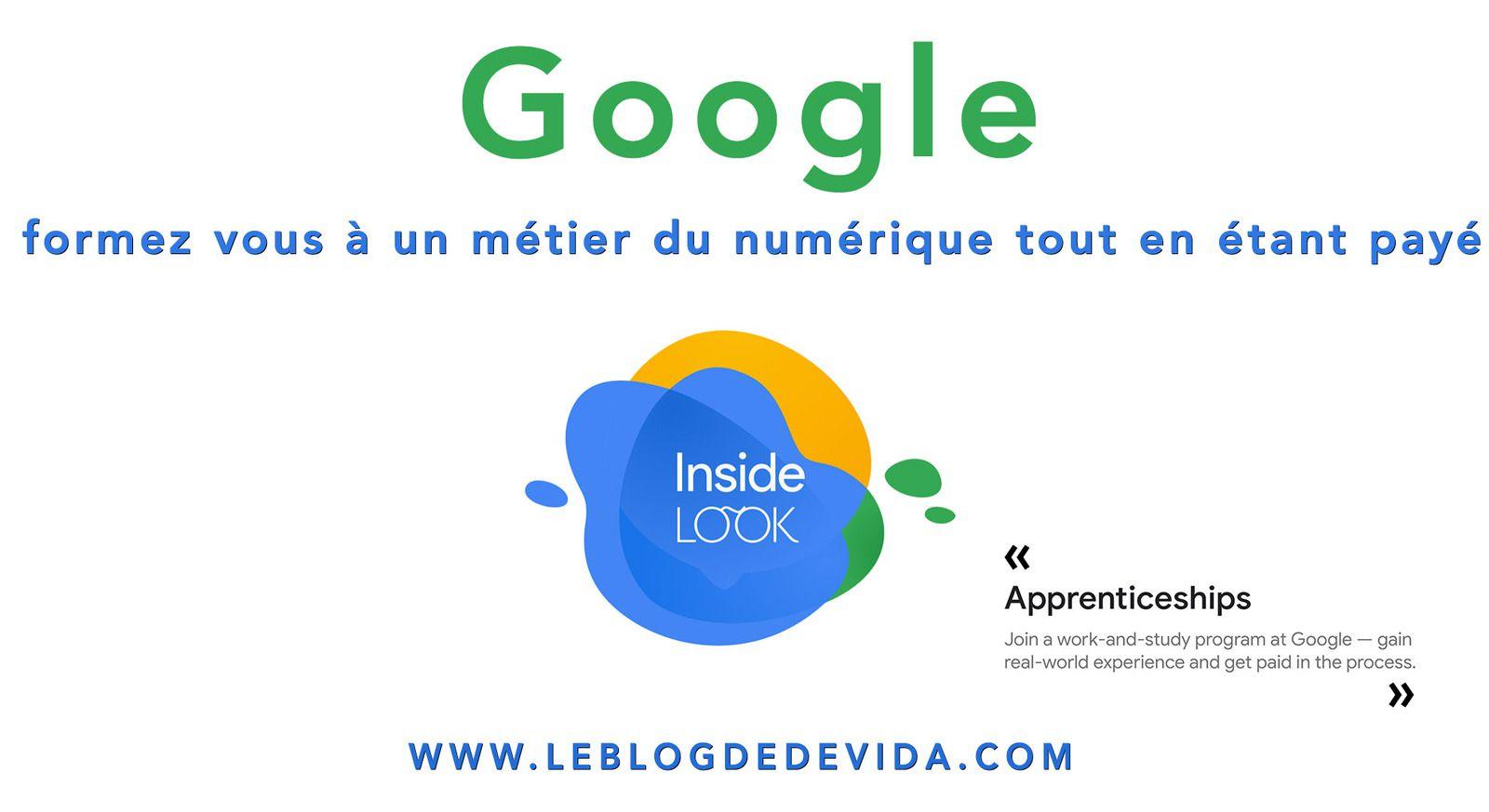 google inside look apprenticeship