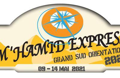 Le M'hamid Express 2021 est reporté du 09 au 14 mai 2021