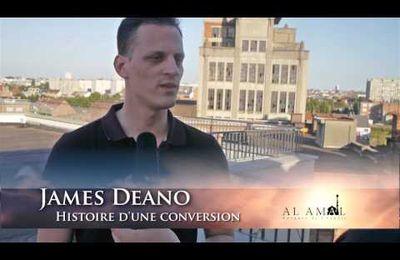 James Deano : Récit d'une conversion