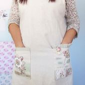 My Grandmother's Apron - Shabby Art Boutique