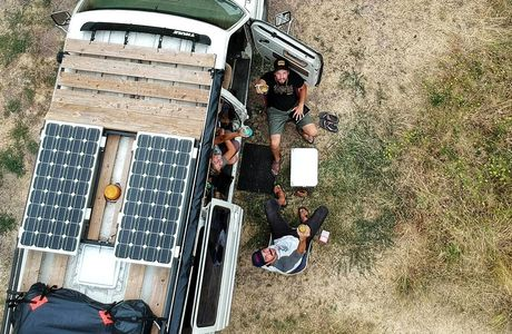 RV Solar Panels: The Different Types and Sizing Your System