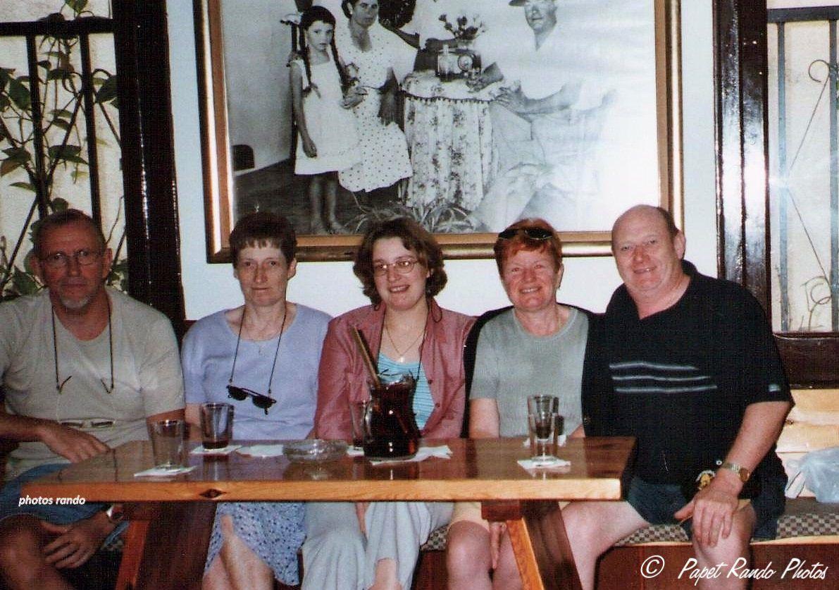 35 ans de joie a La Bodega El Rocio a LLoret de Mar, en photos, Un grand Merci a Maria & Antonio Bonne retraite a vous deux