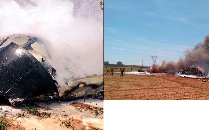 Un Airbus A400M s'est écrasé après son décollage à Séville