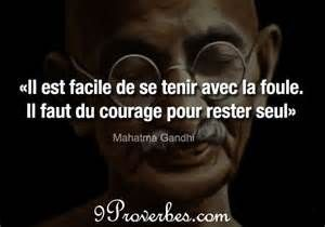 Courageuse et solide.