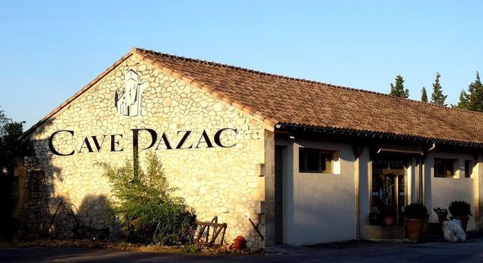 Cave coopérative de Pazac.
