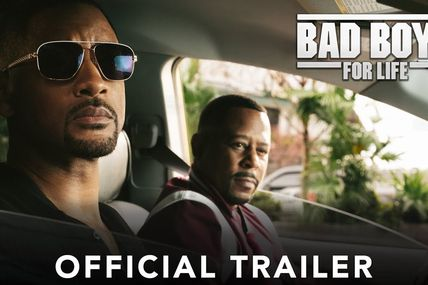 BAD BOYS FOR LIFE, PREMIERE BANDE-ANNONCE !