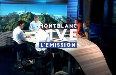 Montblanc Live, l'émission!