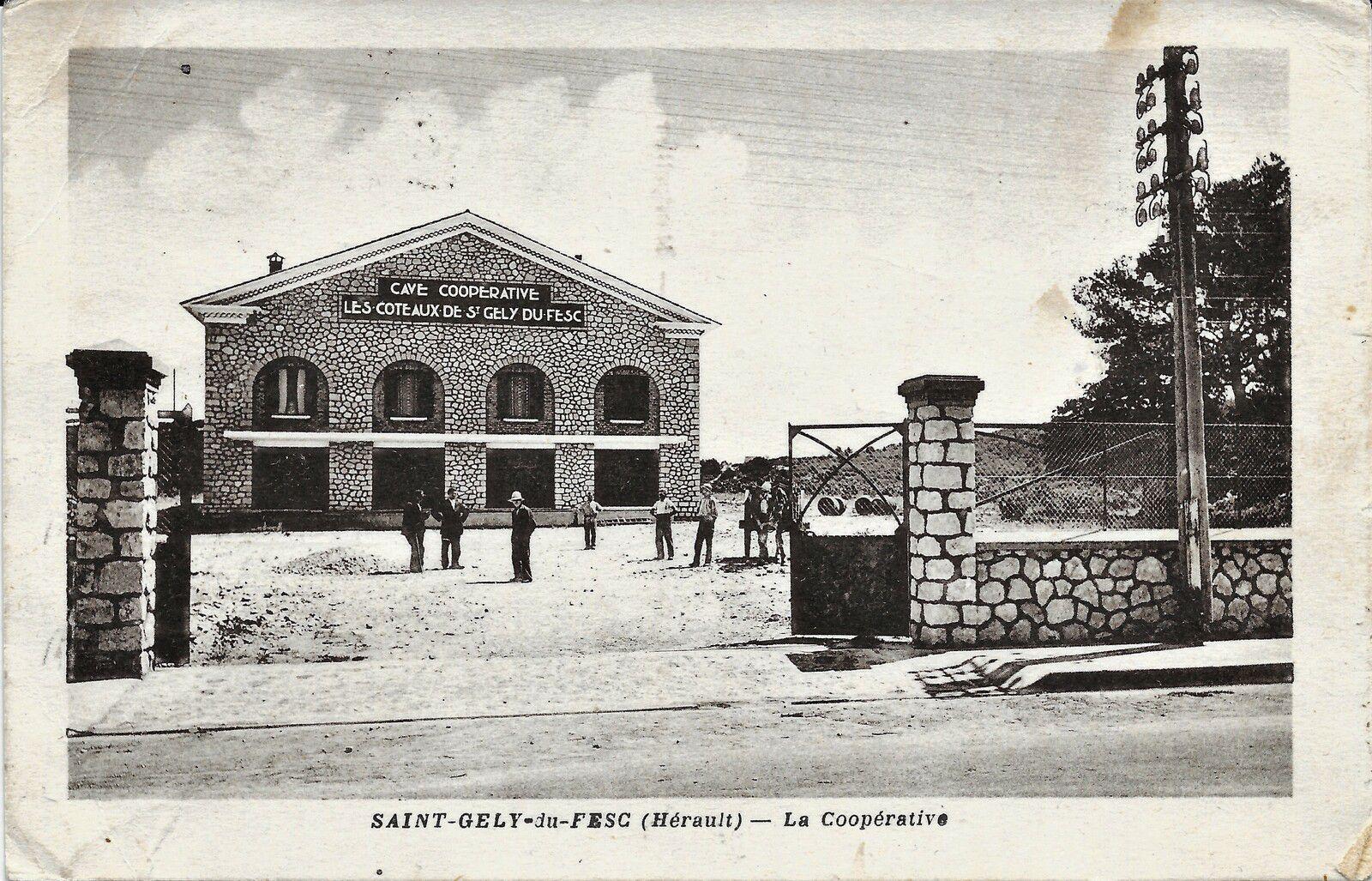 Cave coopérative de Saint-Gély-du-Fesc
