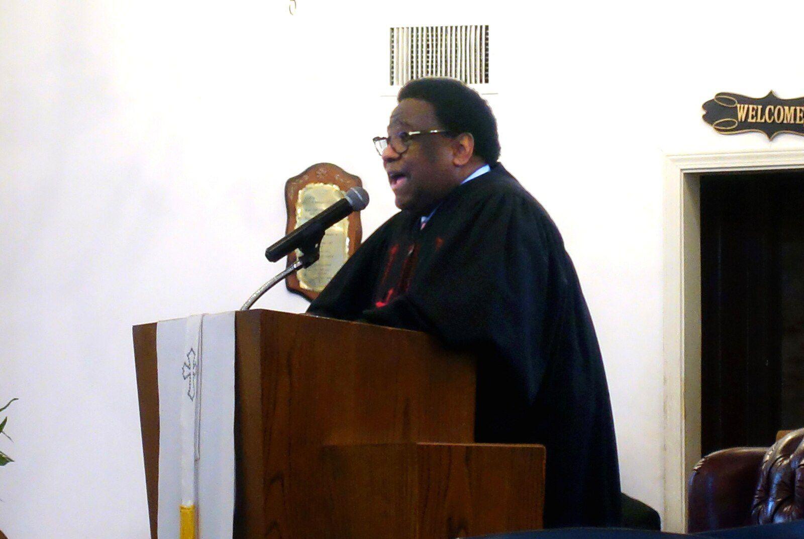 Mezmphis Reverend Al Green