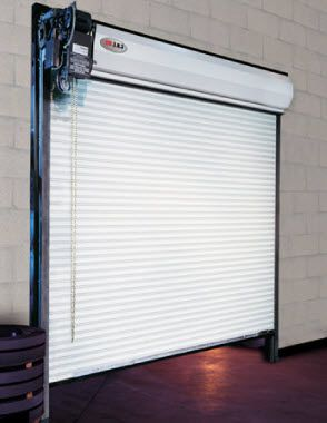 Why should you use roll-up garage doors?