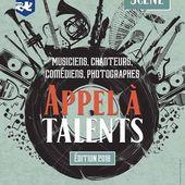La P'tite scène lance la 3ème édition de l'Appel à talents. - La Murmure . Musique actuelle .Webzine des groupes et musiciens de Normandie