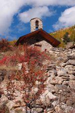 Couleur d'automne dans le Queyras