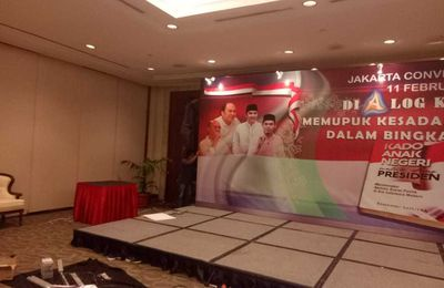 Sewa Backdrop Pameran, Sewa Partisi Pameran, Panel R8