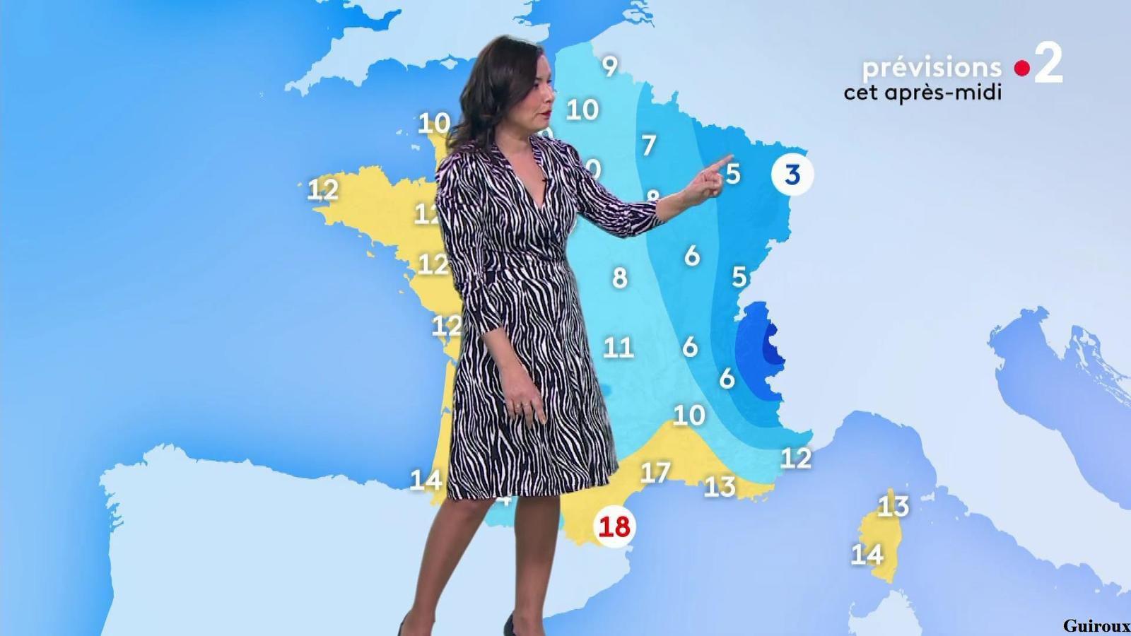 Anaïs Baydemir 27/01/2021 Journaux météo du midi