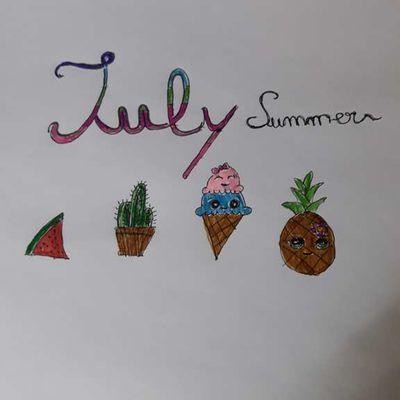 July Summer 2018
