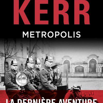 Philip KERR - Metropolis