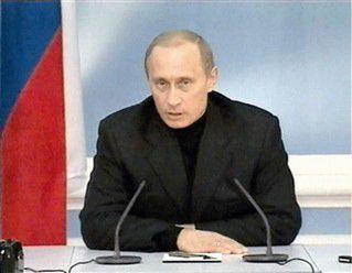 Ce soir à 23h00 sur France 2 : Le système Poutine.