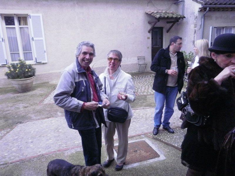 Une très belle exposition de Janie LEPARCQ et Jean Pierre CASABIANCA du 20 mars au 3 avril 2011.