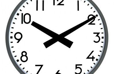 Horaires des messes du mois de mai 2021