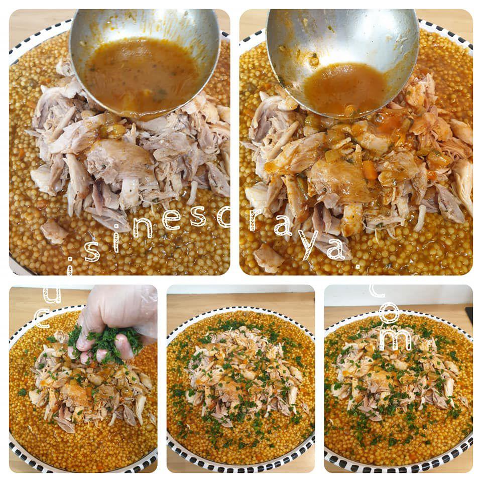 Petits plombs de légumes au poulet