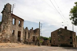 Oradour-sur-Glane: «Dès 1944, c'était perçu comme un massacre hors-norme»
