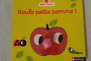 Roule petite pomme ! - Editions Nathan