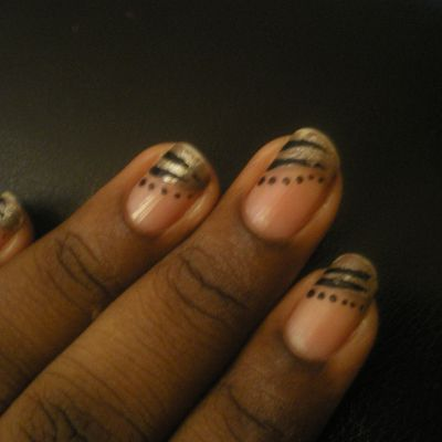 1 Semaine sur mes ongles !