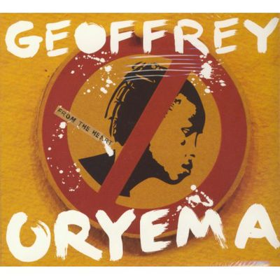 CD GEOFFREY ORYEMA - FROM THE HEART...