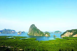 Aussichtspunkte um Khao Lak / Phang Nga