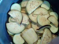 Gratin de pommes de terre et aubergines