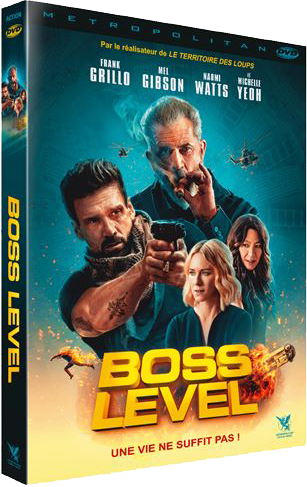Boss Level (BANDE-ANNONCE) avec Frank Grillo, Mel Gibson, Naomi Watts - Actuellement en DVD et BLU-RAY