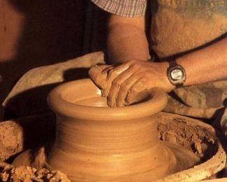 Le potier et le vase - quelques images de Dieu dans la Bible