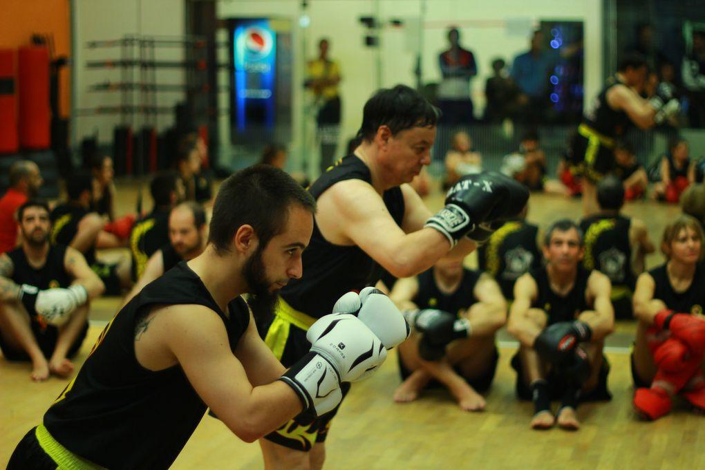 El presidente de la IWSF Nombrar Shifu Paty Lee y (Shifu Senna) representante oficial de IWSF-España. El Gran Maestro Shaolin Shi De lao. juntamente con 4 gran Maestros de China, evaluó en CHINA varios Videoclips del Maestro Senna y Maestra Paty Le