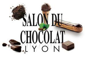 Qui va aller au Salon du chocolat de Lyon?