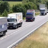 Les fédérations CGT et FO du transport annoncent, en effet, une grève des chauffeurs routiers à partir de lundi soir prochain, le 16 mai, pour obtenir le retrait du projet de loi. - Ça n'empêche pas Nicolas