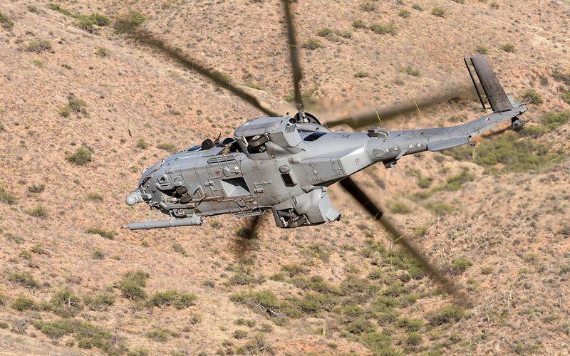 Les hélicoptères dans l'armée de l'Air : Etat des lieux